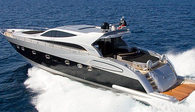 VON FILTH (EX CA) Charter Yacht