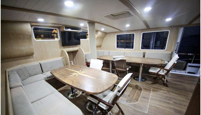 Oguz Bey Charter Yacht - 5