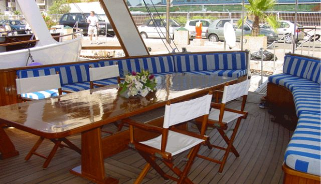 Destiny S Charter Yacht - 4