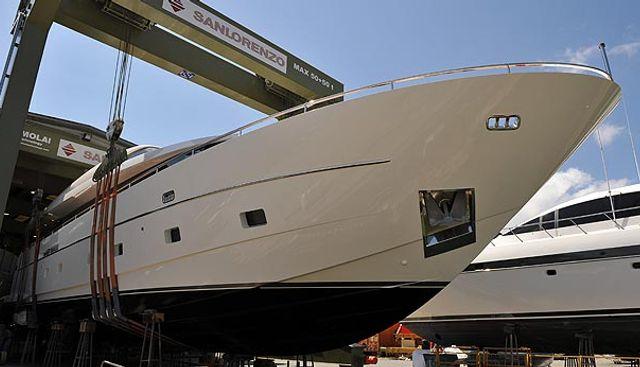 Silvie VI Charter Yacht