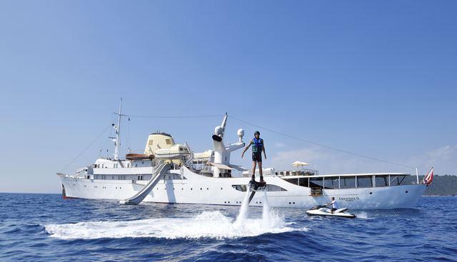 Christina O Charter Yacht - 5