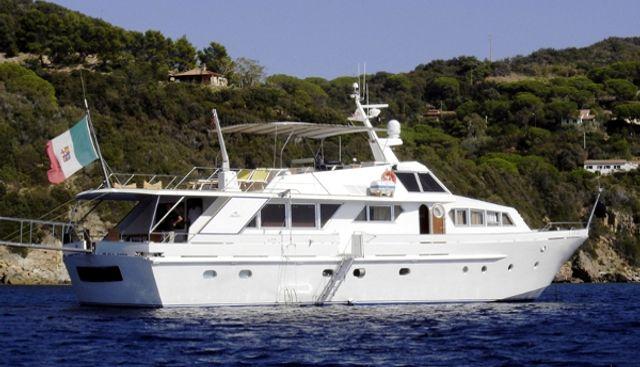 Milagros III Charter Yacht - 2