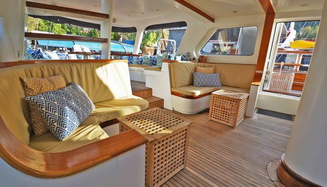 Eloa Charter Yacht - 8