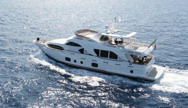 Cuff Link Charter Yacht - 2