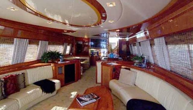 Aenigma Charter Yacht - 2