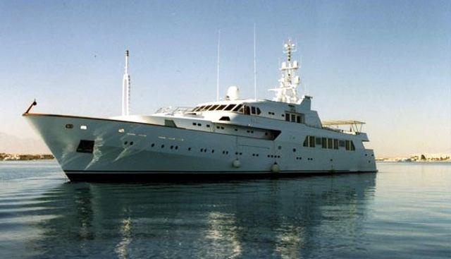 Shaf Charter Yacht - 3