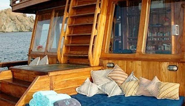 Tiger Blue Charter Yacht - 5