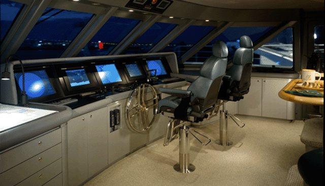 Steadfast Charter Yacht - 3
