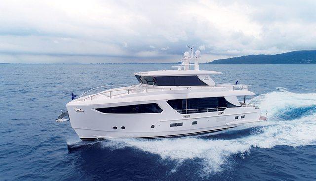 Parabolic Charter Yacht