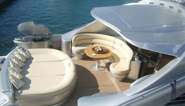 Cinque Charter Yacht - 3