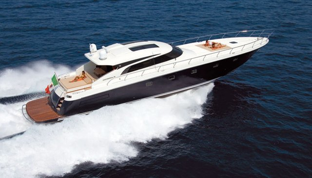 Continental 80 Charter Yacht