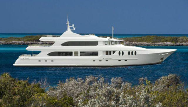 Broward 135 (Rebuild) Charter Yacht