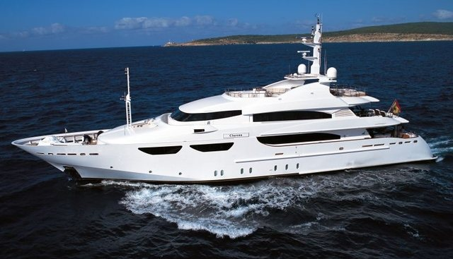 Cacique Charter Yacht