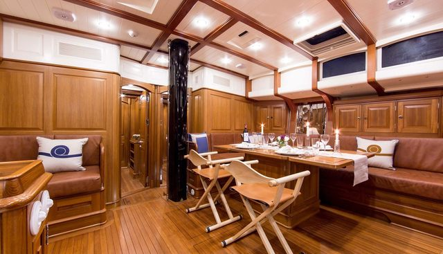 Tempus Fugit Charter Yacht - 8