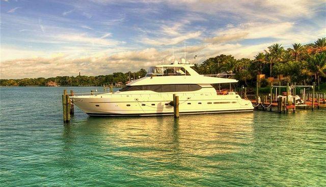 Mystic Star Charter Yacht
