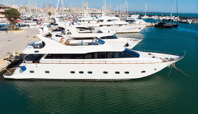 First Lady II Charter Yacht