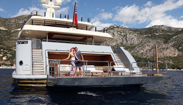 Azteca Charter Yacht - 4