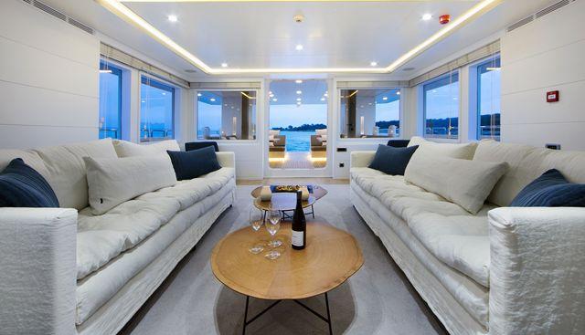 Siempre Charter Yacht - 8