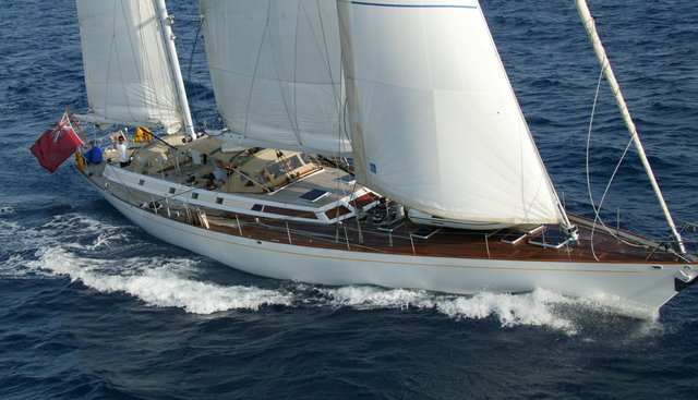 Volador Charter Yacht