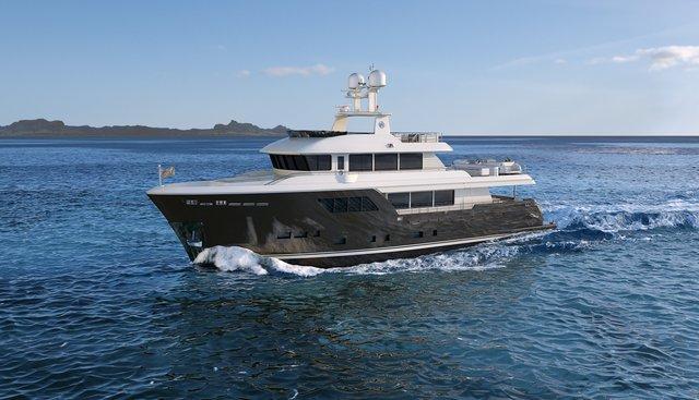 Darwin 106 Charter Yacht