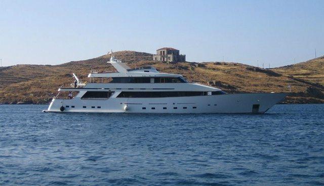 The Jewel Charter Yacht