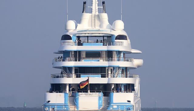 Quantum Blue Charter Yacht - 2