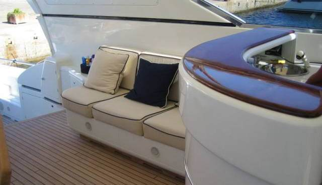 Columbia C Charter Yacht - 3