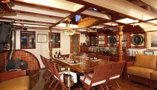 Pacific Yellowfin Charter Yacht - 8