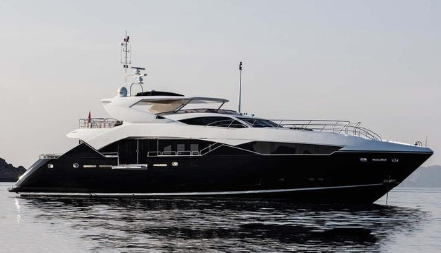Oksanchik Charter Yacht