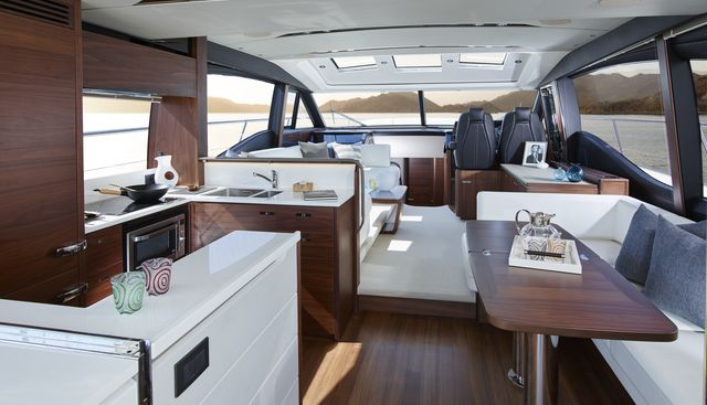 Alexia Charter Yacht - 7