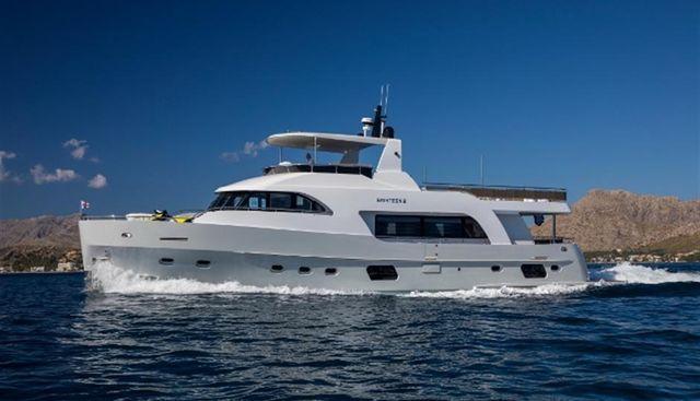 Eighteen 2 Charter Yacht