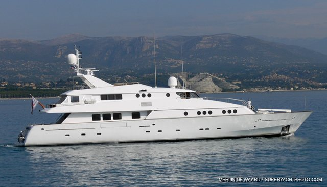 Caroline Sea II Charter Yacht - 2
