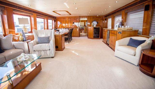 Sweet T Charter Yacht - 2