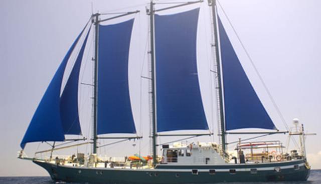 Sedna IV Charter Yacht