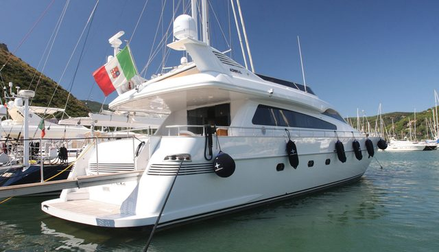Florence D.F.M Charter Yacht - 2
