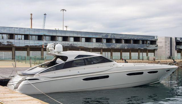 Katara II Charter Yacht