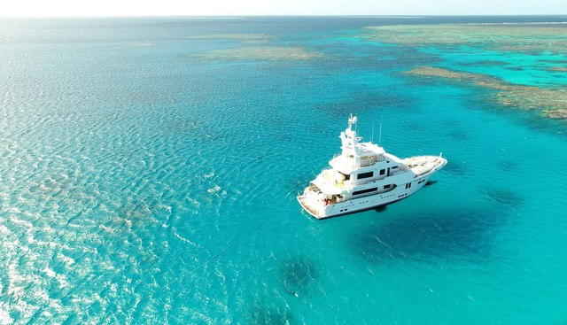 Arquimedes Charter Yacht