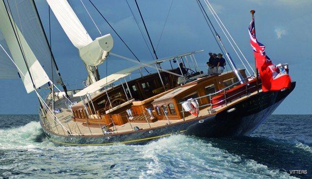 Anne Charter Yacht - 2