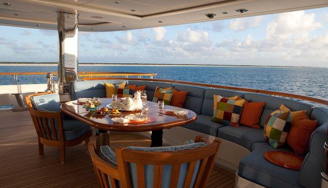 Oasis Charter Yacht - 8