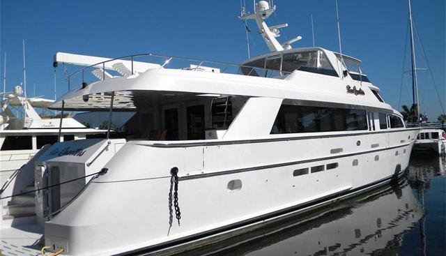 Taima Charter Yacht - 3