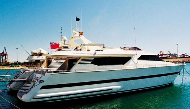 Andrea S Charter Yacht