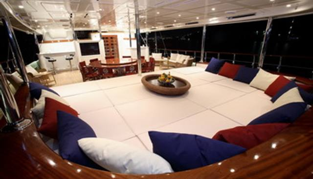 The Langley Charter Yacht - 6