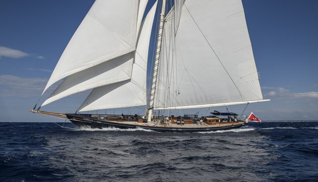 Alexa of London Charter Yacht