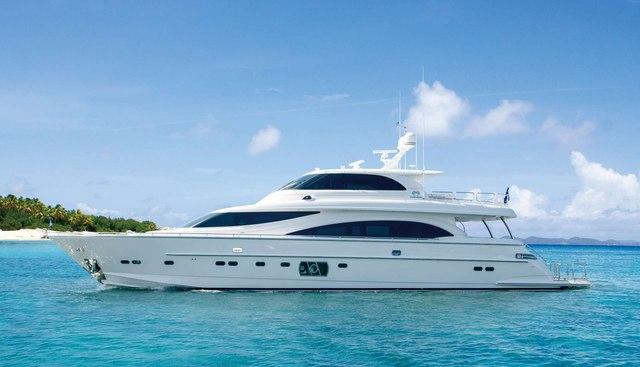 Diamond Seas Charter Yacht