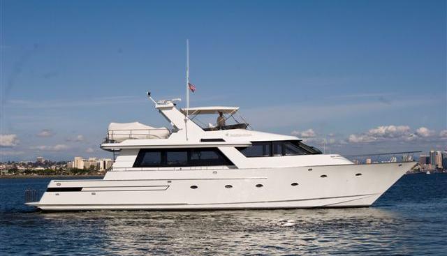 Barracuda Charter Yacht
