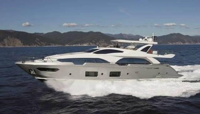 Toca Do Lobo Charter Yacht