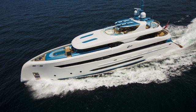 Elada Charter Yacht