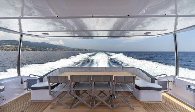 Drifter Amer Charter Yacht - 3