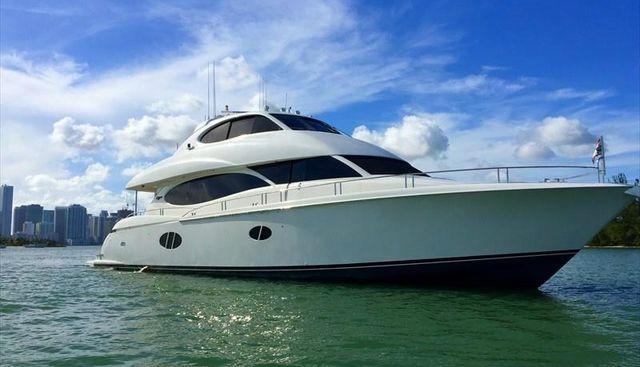 La Balsita Charter Yacht - 2