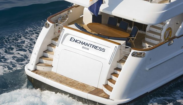 Enchantress Charter Yacht - 4